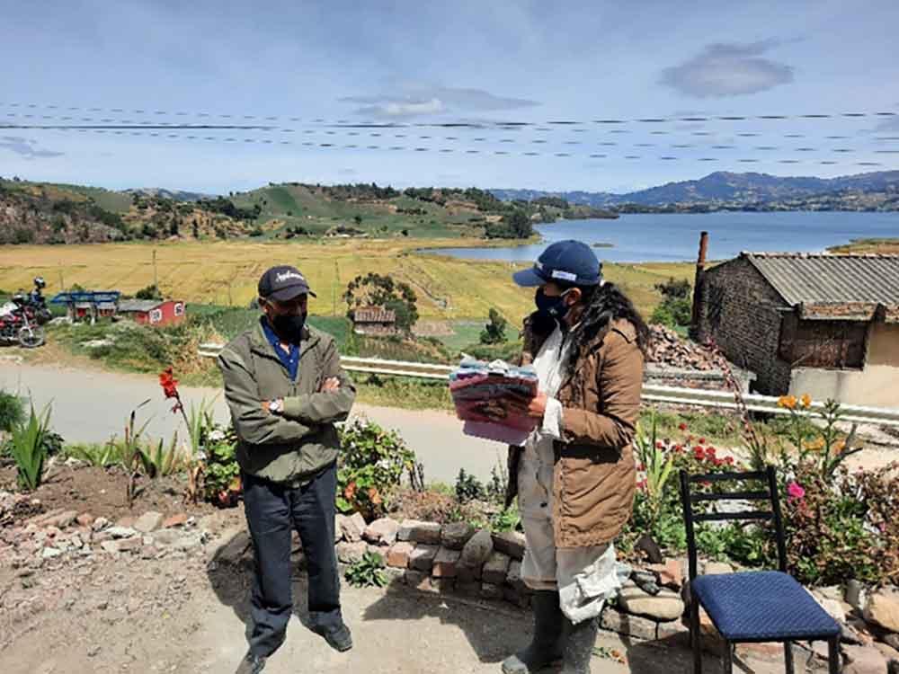 ¿Cómo va el proyecto de reconversión tecnológica del cultivo de cebolla larga, en la cuenca del lago de Tota?
