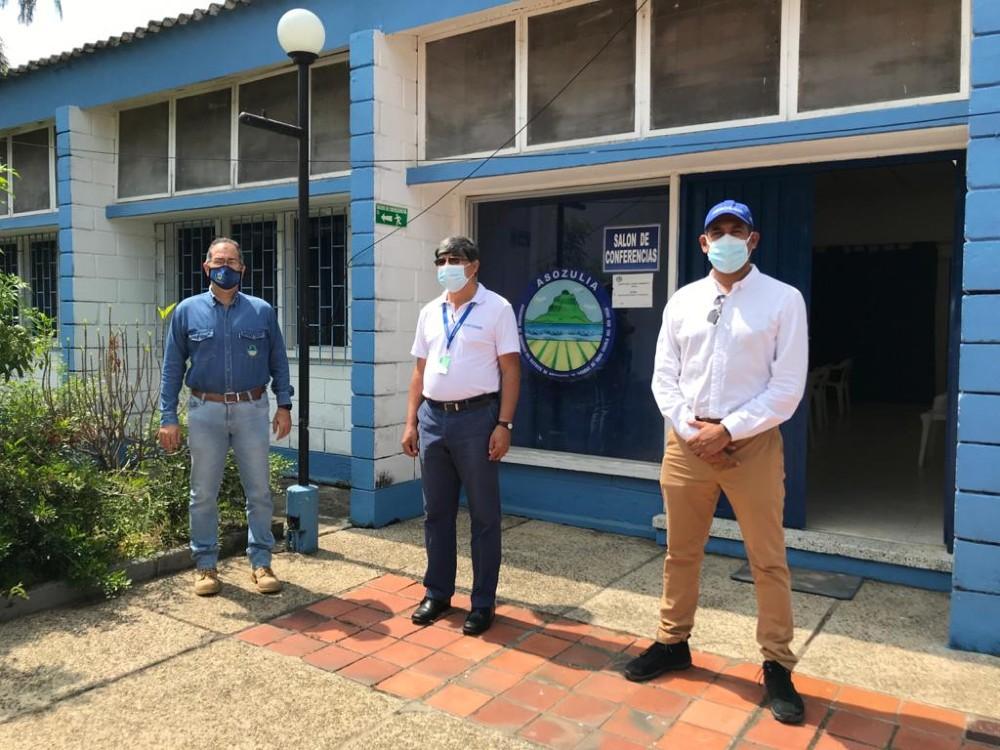 AGROSAVIA presentó resultados de investigación en El Zulia