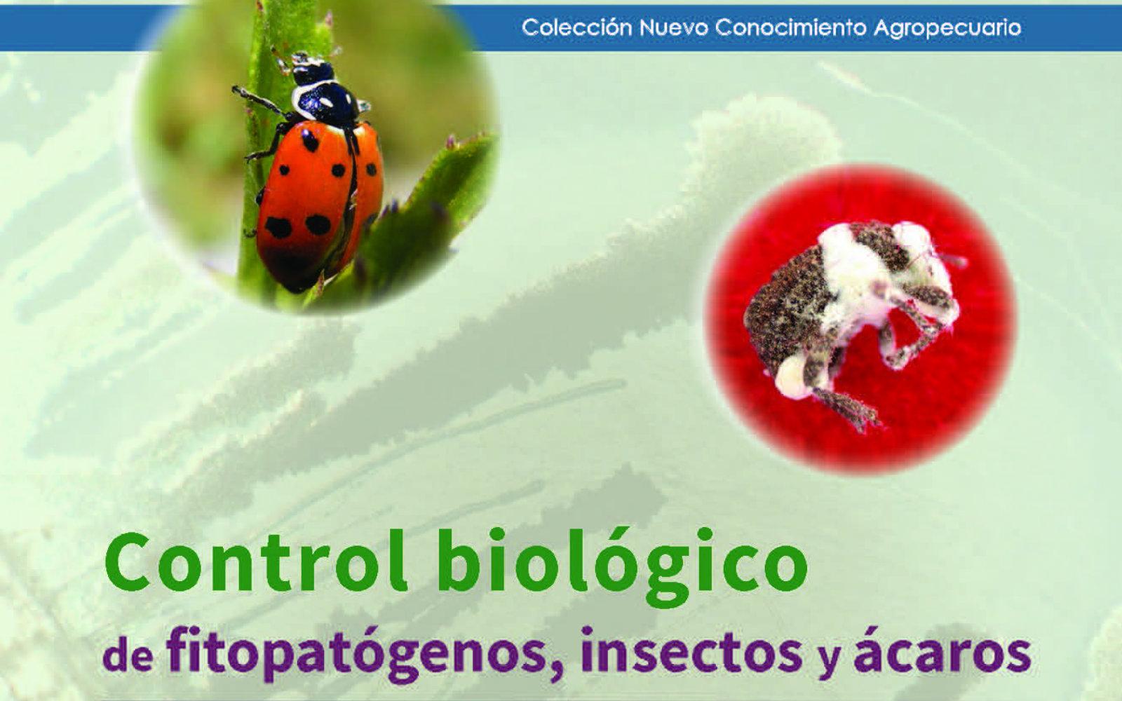 """Está disponible la """"enciclopedia digital"""" del control biológico para el sector agropecuario"""