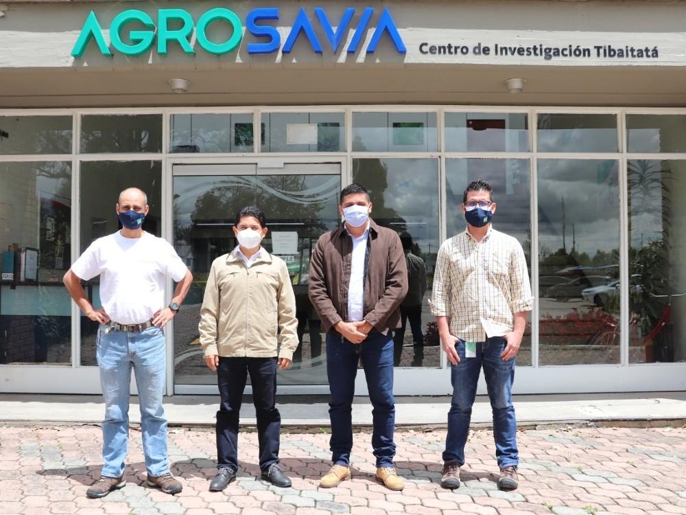 AGROSAVIA y la Gobernación aúnan esfuerzos para el desarrollo agropecuario del departamento de Arauca
