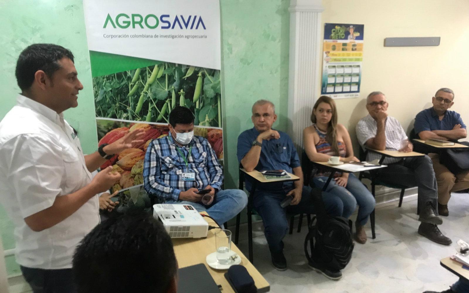 AGROSAVIA lidera jornada interinstitucional en Norte de Santander desde su Sede Cúcuta