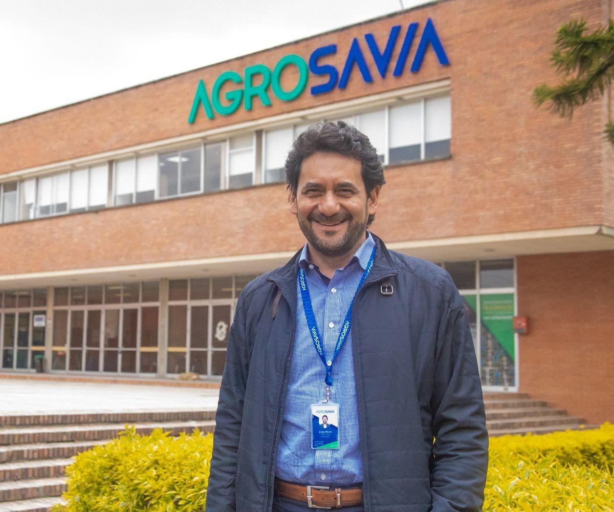 Ya está en la Corporación el nuevo Director Ejecutivo de AGROSAVIA