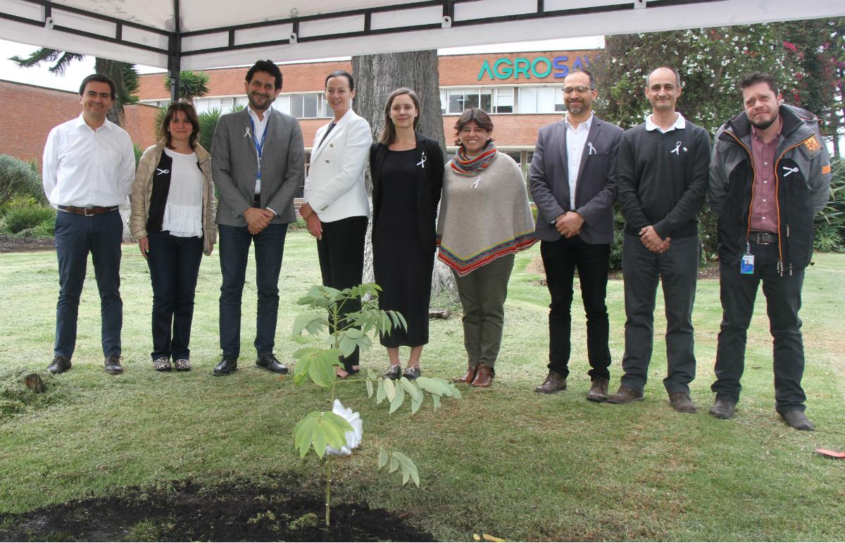 AGROSAVIA rinde homenaje al pueblo neozelandés
