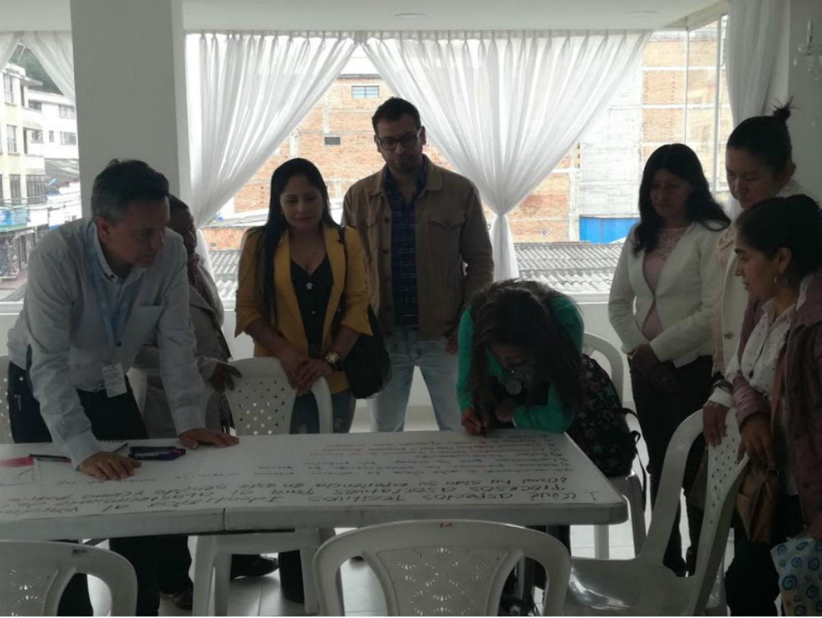 Generando estrategias para el pequeño productor de cuy en Nariño