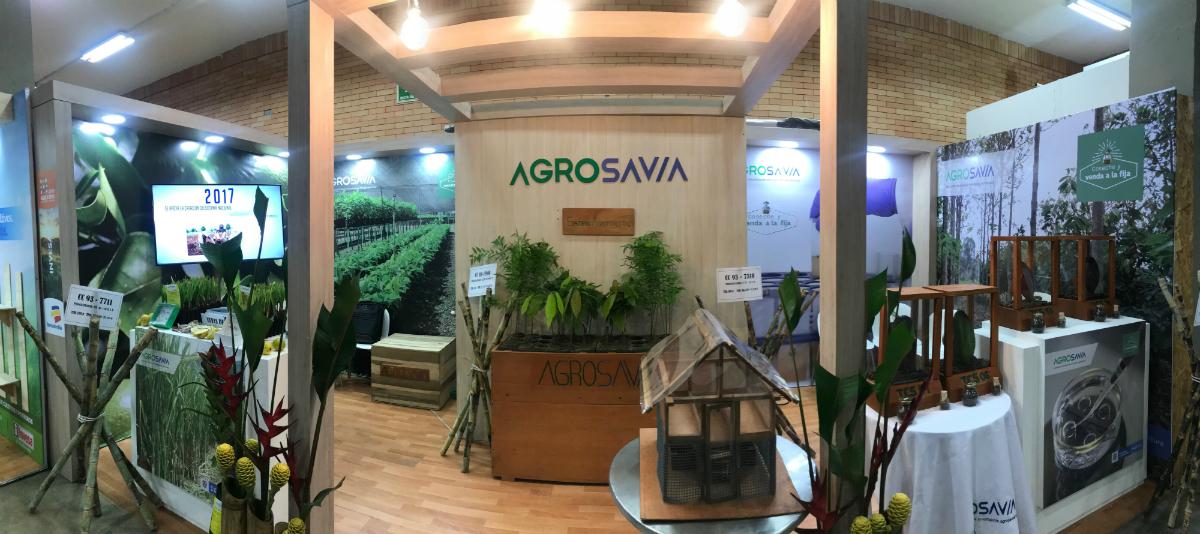 AGROSAVIA presentó oferta tecnológica en Agroferia 2019