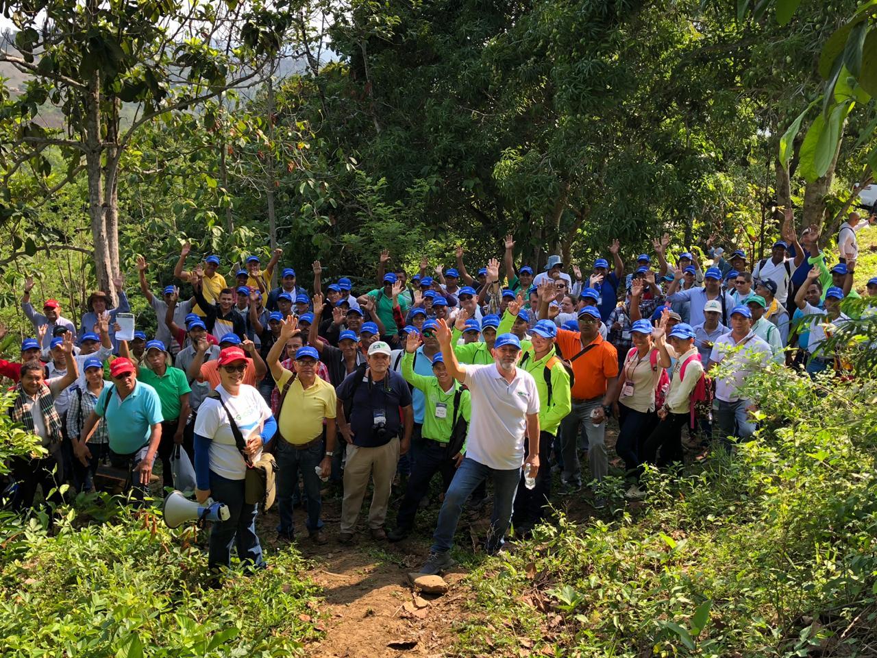Esfuerzos institucionales permitieron aumentar conocimientos tecnológicos de productores de Montes de María