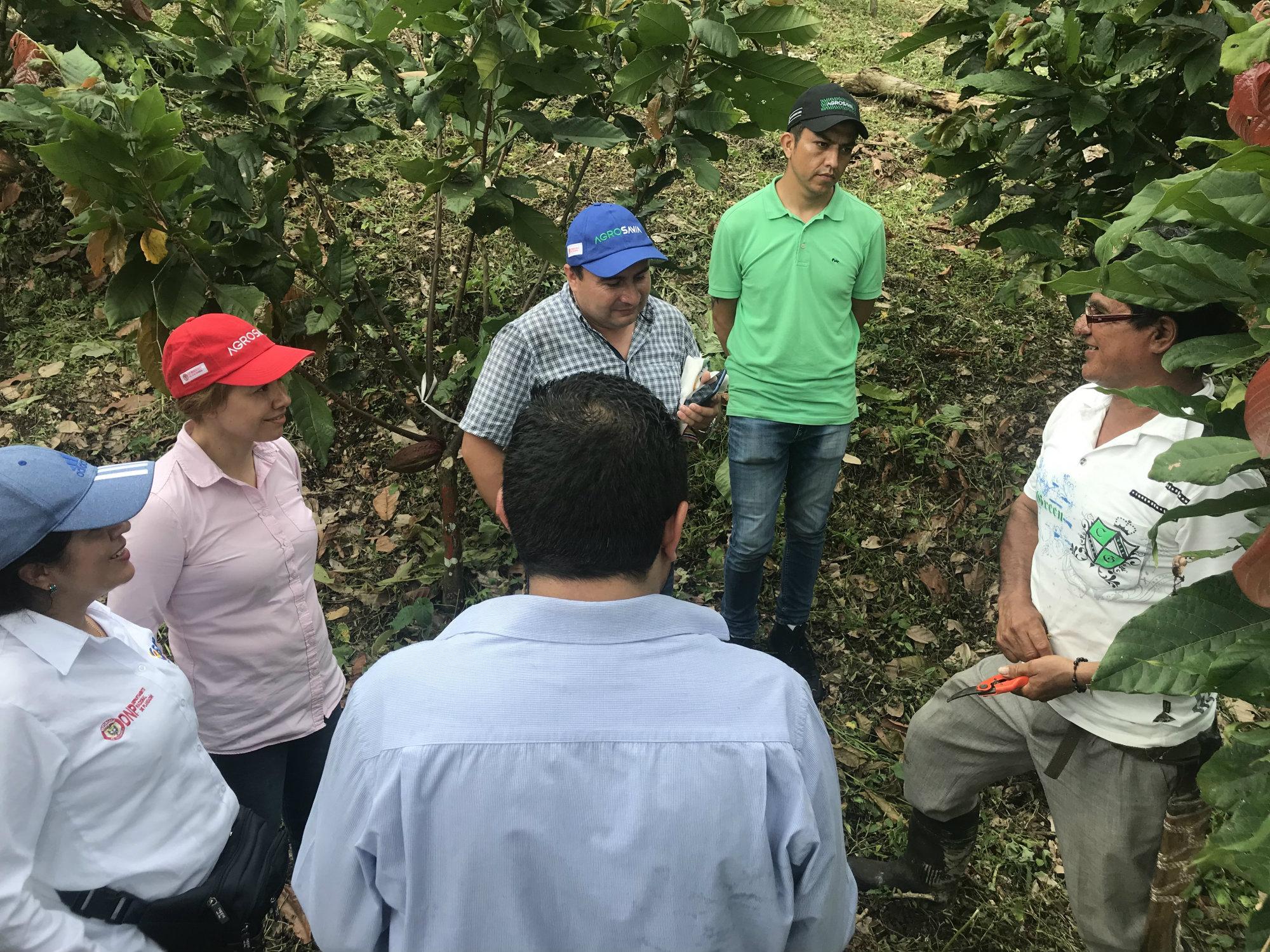 AGROSAVIA y DNP conformaron Comité de Veeduría Ciudadana con productores de Santander