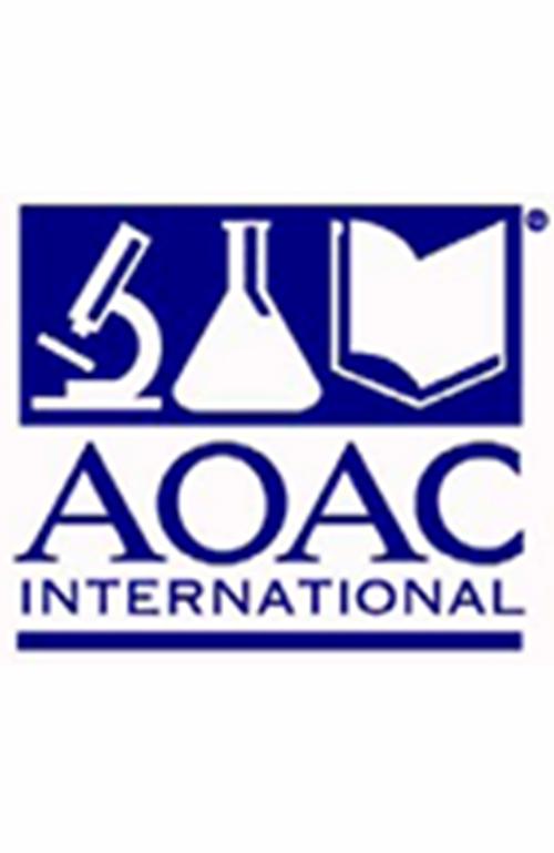 AOAC Internacional - Solicite el usuario en la BAC