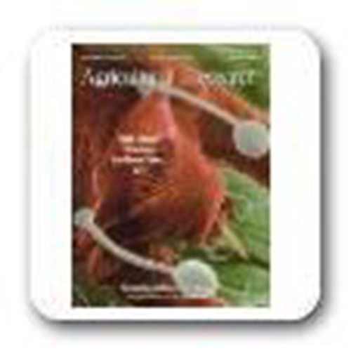 Agricultural Research Magazine (EE.UU) 1995 - 2014