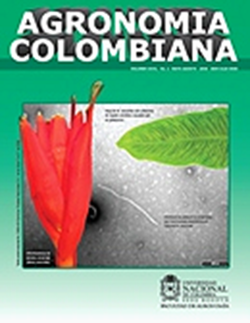 Agronomia Colombiana. Colombia (1983- 2015)