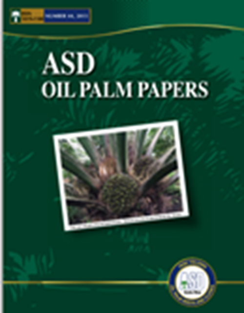 ASD Oil Palm Papers. (1991 - 2015)
