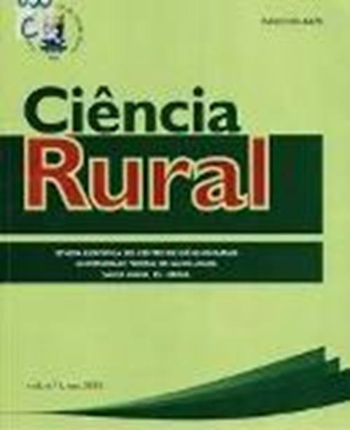Ciência Rural (1991 – 2018)