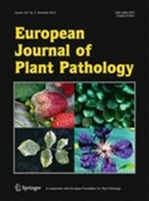 European Journal of Plant Pathology (1997-2008)