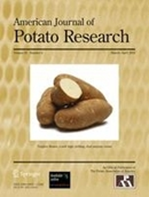 American Journal of Potato Research (1997-2018)