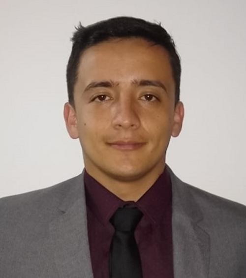Fredy Leonardo Camacho Gómez