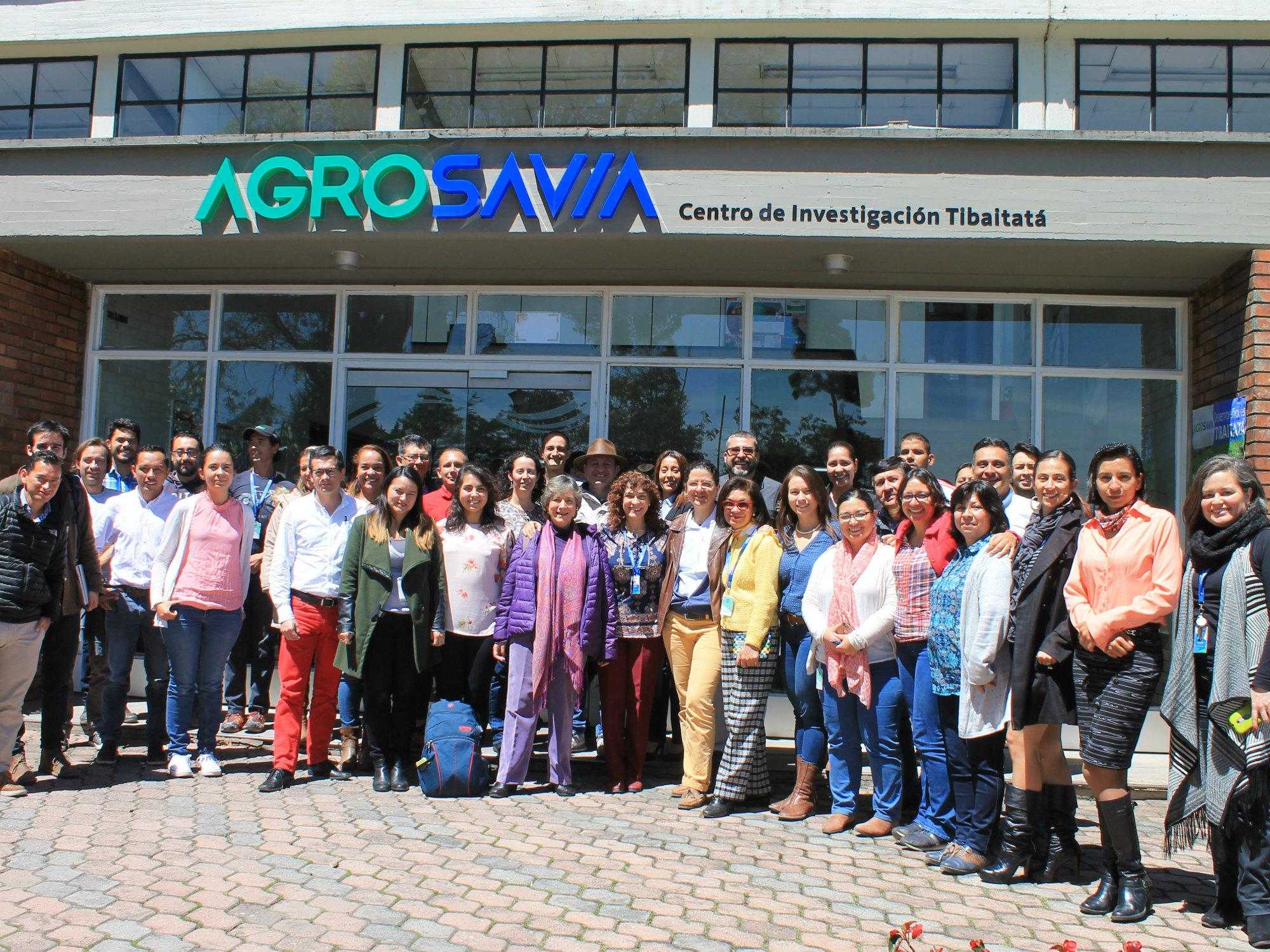 La Misión Internacional de Sabios visita AGROSAVIA