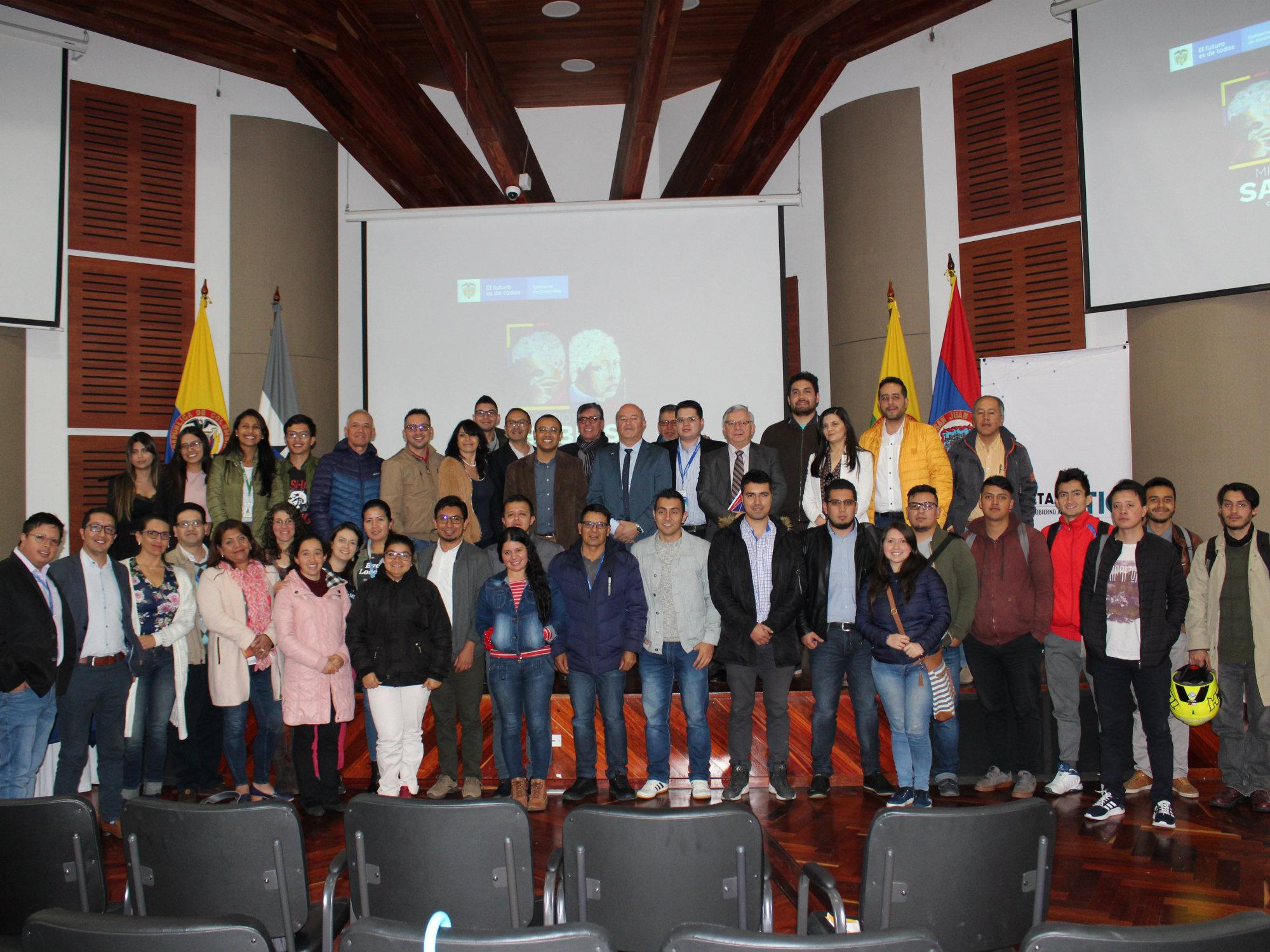 Balance Social de AGROSAVIA y La Misión Internacional de Sabios comparten escenario en Pasto