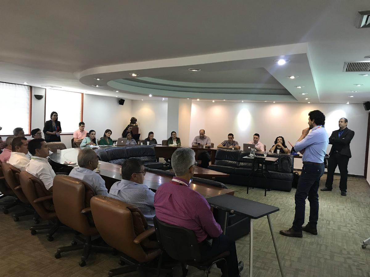 Director Ejecutivo de AGROSAVIA se reunió con gremios del sector agropecuario de Santander y Norte de Santander