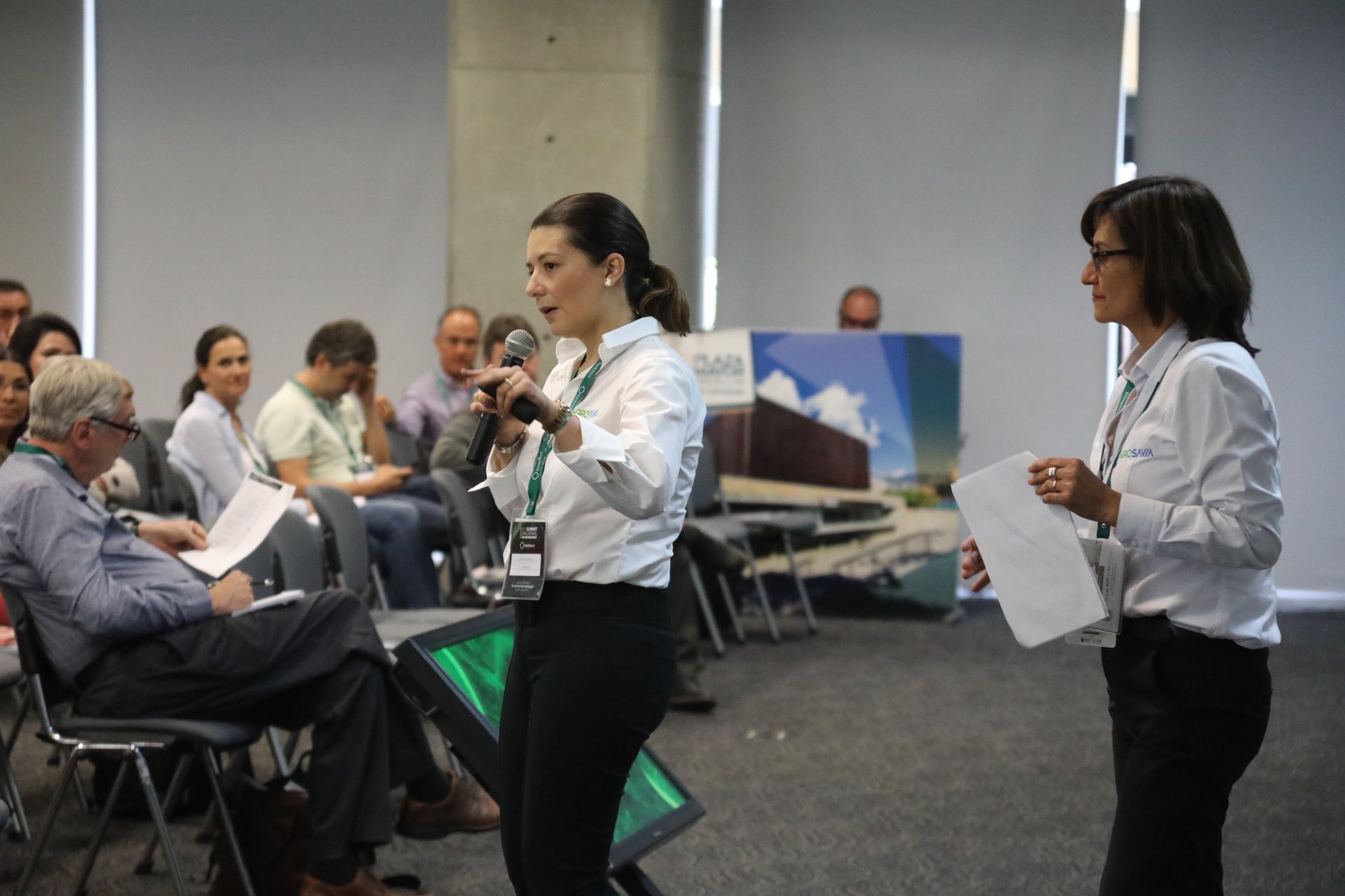Oferta tecnológica de AGROSAVIA fue presentada en Expo Agrofuturo 2019