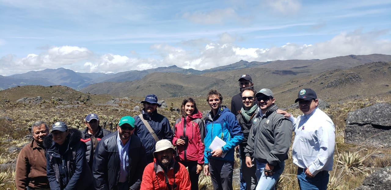 AGROSAVIA participa en la recuperación de los servicios ecosistémicos del lago de Tota
