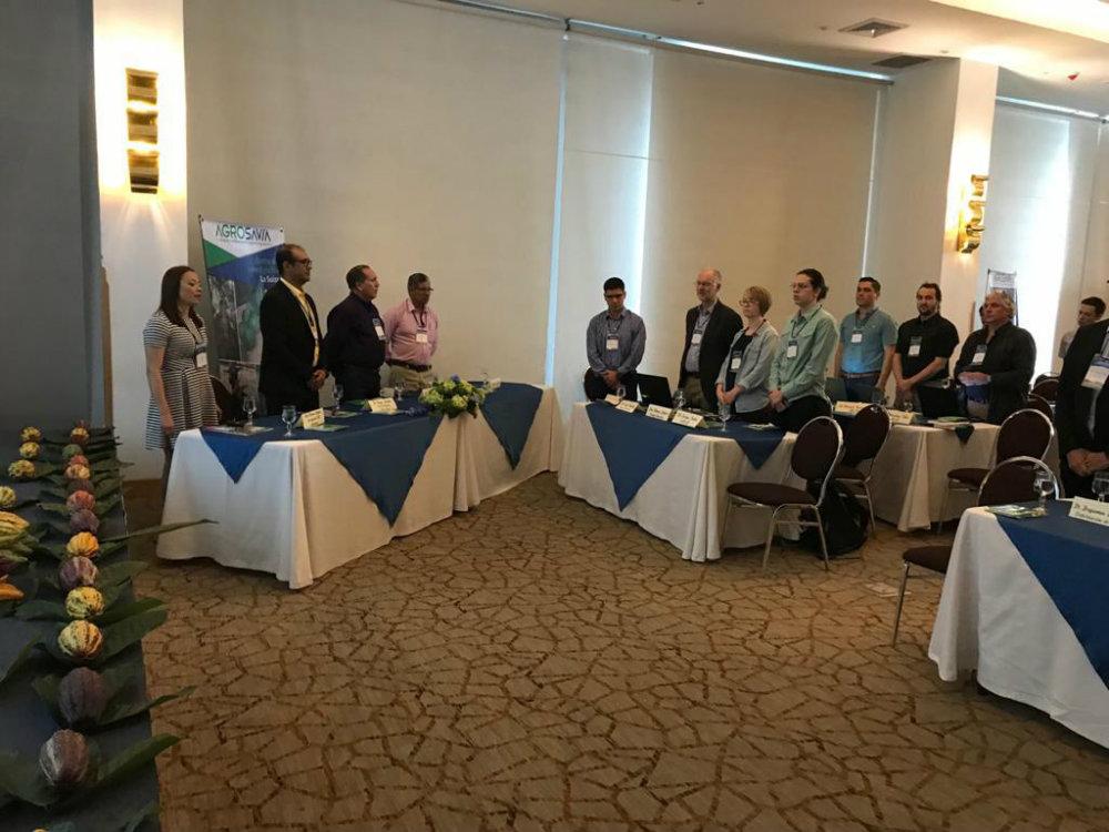 AGROSAVIA lideró Taller Internacional de Cacao en Bucaramanga
