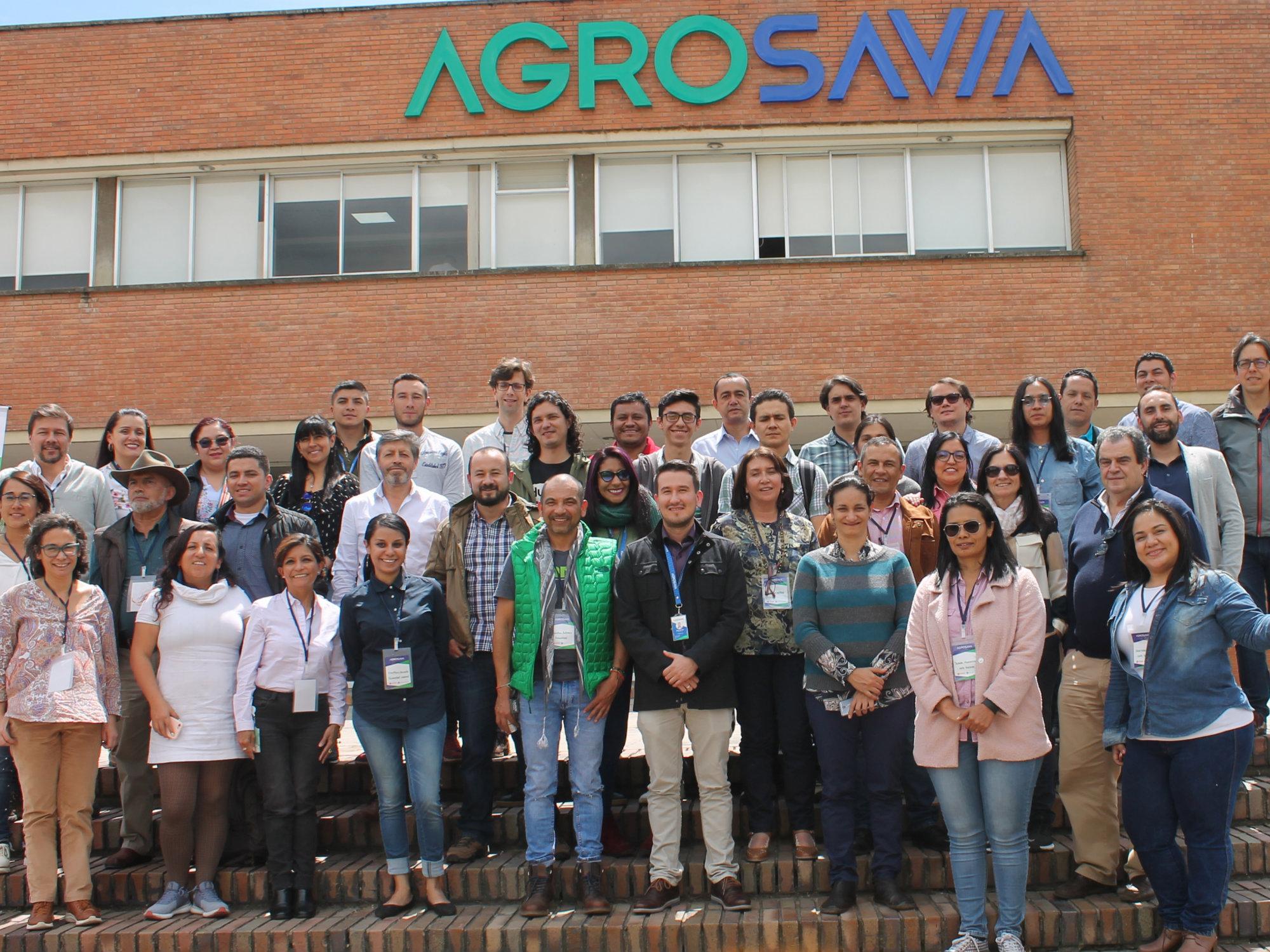 En Tibaitatá investigadores colombianos y extranjeros se capacitaron en la utilización de información genómica para la conservación y manejo de los Recursos Zoogenéticos