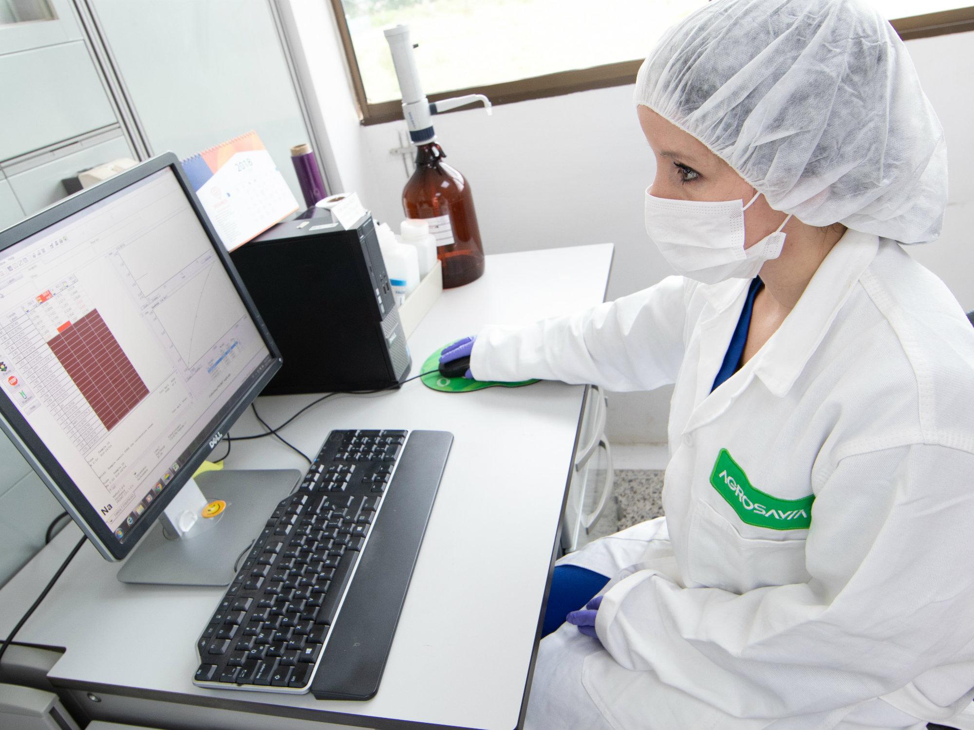Se inaugura complejo de laboratorios enfocado al área de residuos de plaguicidas, en el Centro de Investigación La Libertad en el Meta