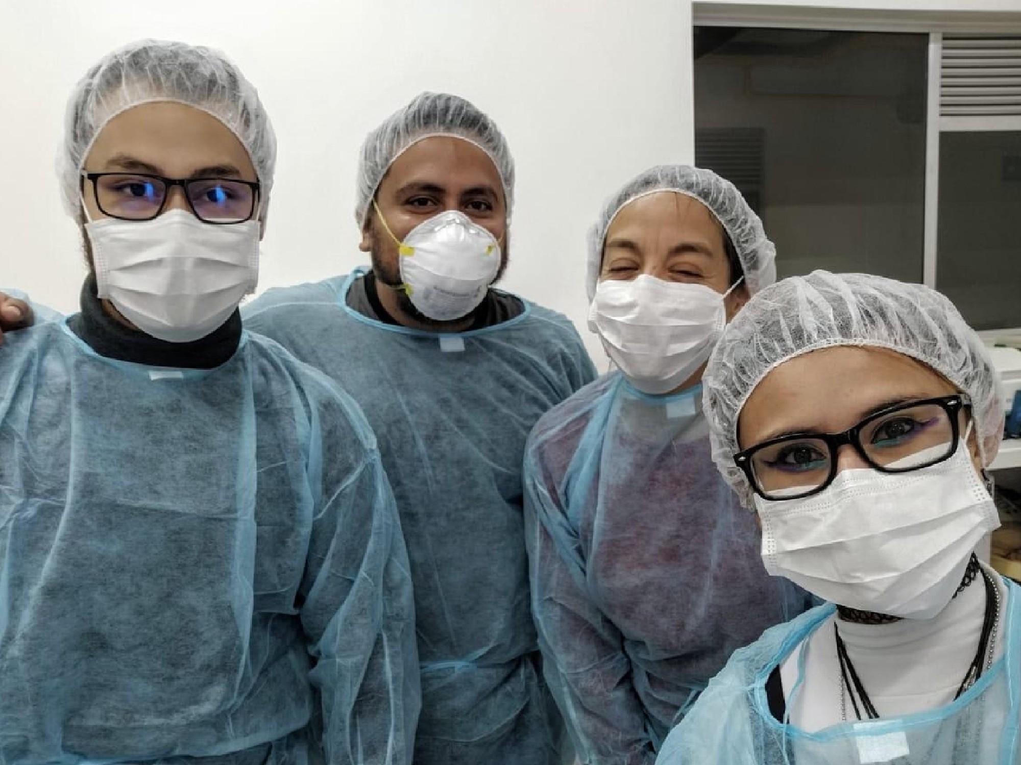 Desde nuestra naturaleza científica nos unimos en solidaridad para combatir el Coronavirus