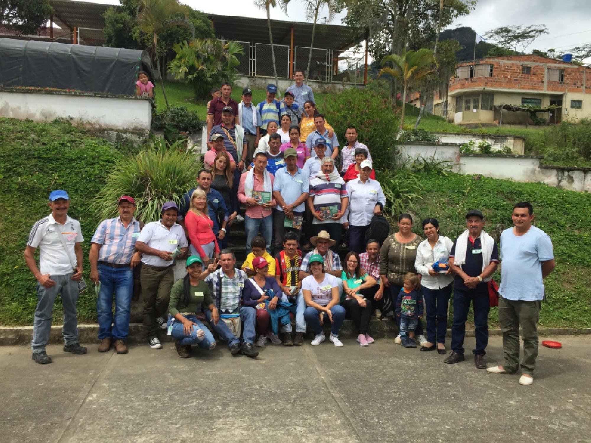 Aprendizajes del proyecto de vinculación y adopción de la oferta y productos tecnológicos para la cadena de guayaba en Colombia
