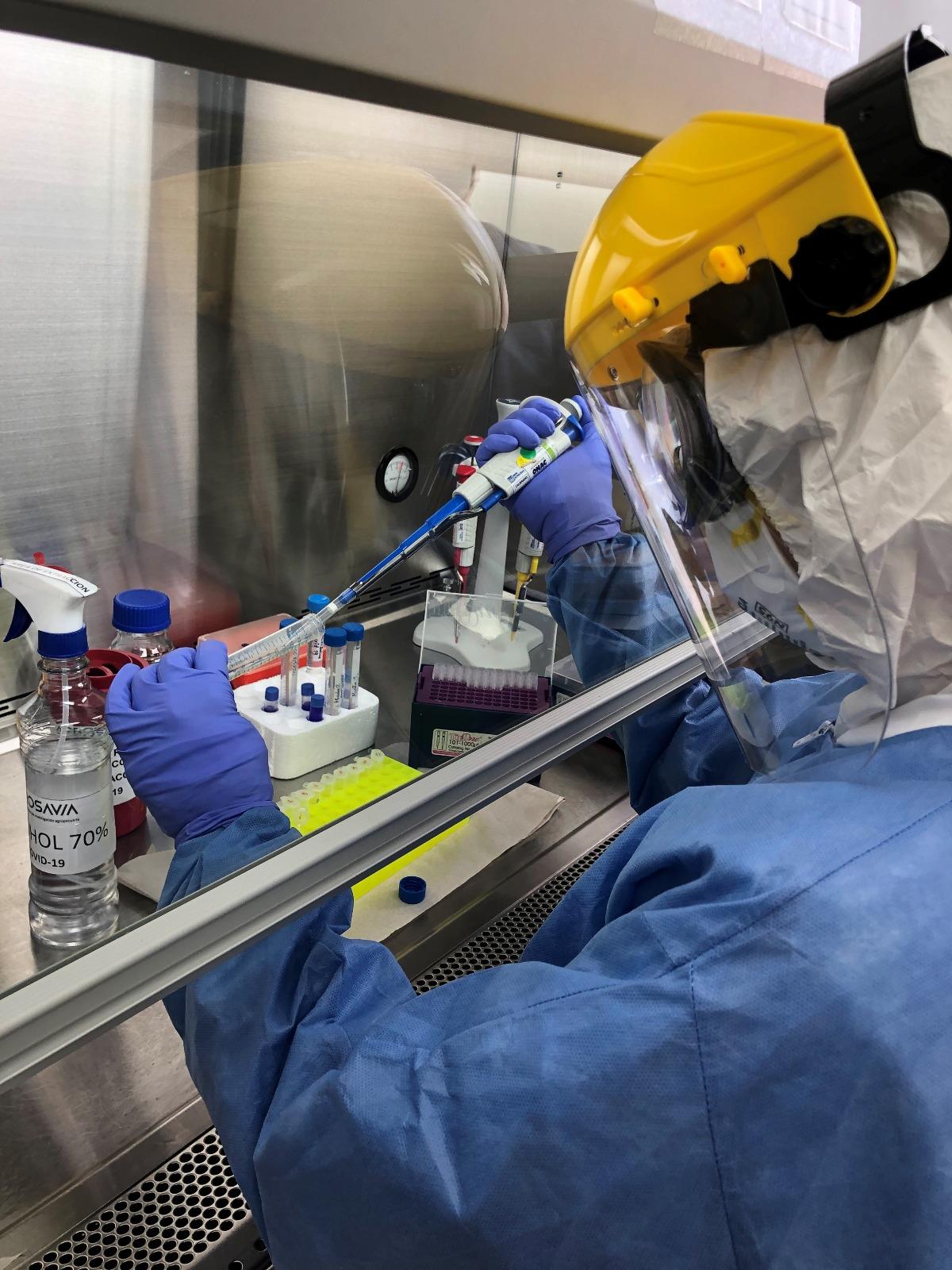 Luz verde por parte del INS para realizar pruebas de diagnóstico de Covid-19 en el Centro de Investigación La Libertad