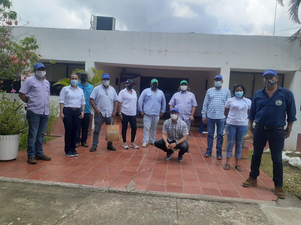 AGROSAVIA entregó 4 mil pajillas de la raza Criolla Romosinuano a Asociaciones de Córdoba, Sucre, Bolívar, Urabá y Bajo Cauca Antioqueño